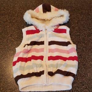 Gymboree Sweater Hoodie